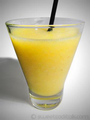 picture of the cocktail Banana Daiquirì
