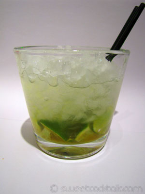 picture of the cocktail Caipirosca