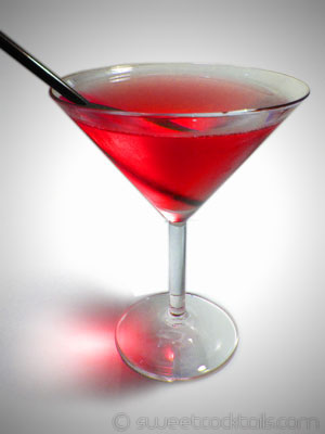 picture of the cocktail cosmopolitan