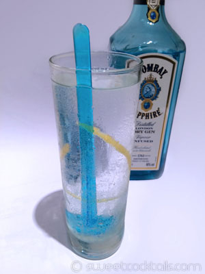 photo du cocktail gin tonic